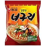 [ Nongshim ] 農心 ノグリうどん 5袋入り/ 韓国直輸入品