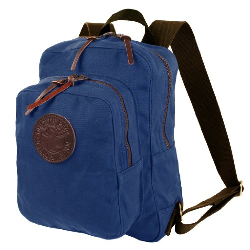 Duluth Pack Small Standard Daypack, Royal Blue, 14 x 10 x 4-Inch For Sale