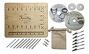 The Knotty-Do-It-All Travel Size Knotting Board
