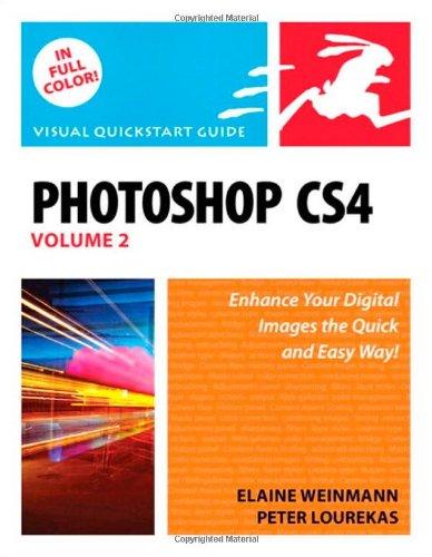 buy special books   photoshop cs4  volume 2  visual