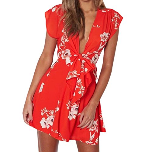 Clearance Deals! Women Dresses, vermers Sexy Bow tie