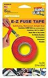 Super Glue Super Glue 15406-12 EZ Fuse Silicone Tape, Red, 10-Feet, 12-Pack(Pack of 12)