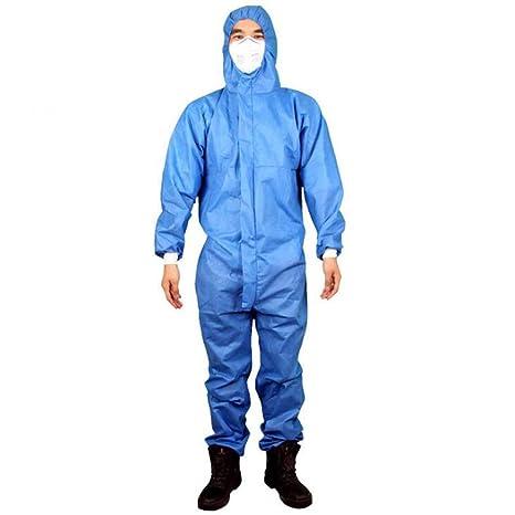 AF ES Traje de Ropa Protectora contra Productos químicos ...