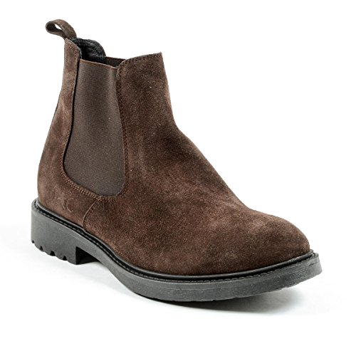 Andrew Brown Boots Mann Charles Kid