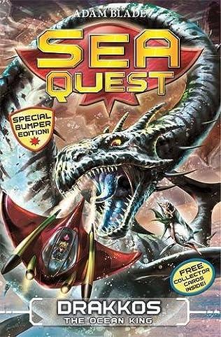 book cover of Drakkos