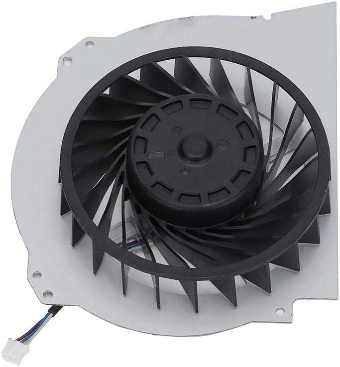 Turbo-L/üfter-Reparaturteil-Kit Denash Interner L/üfter-Ersatz f/ür PS4 PRO