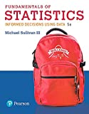 img - for Fundamentals of Statistics (5th Edition) book / textbook / text book