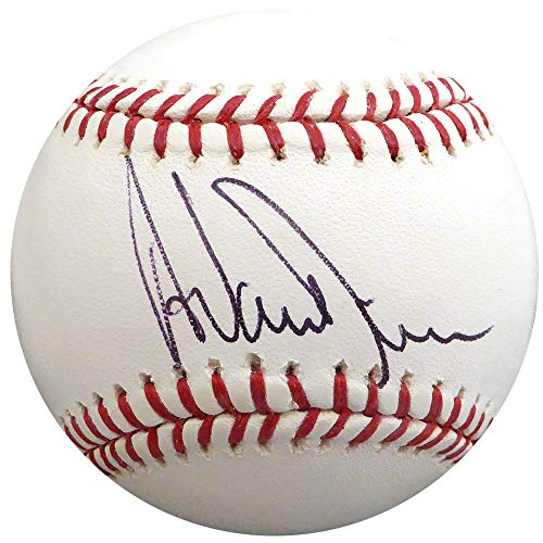 (Adam Dunn Autographed Signed Memorabilia Official MLB Baseball Cincinnati Reds, Chicago White Sox - Beckett Authentic)