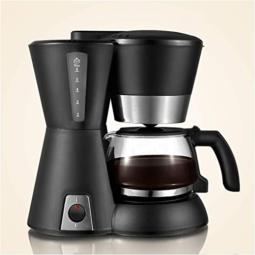Amazon Com Filter Coffee Machine Coffee Maker American Coffee Machine One Click Production Anti Drip System Disassembled Filter 650ml 600 W Home Office Kitchen Dining