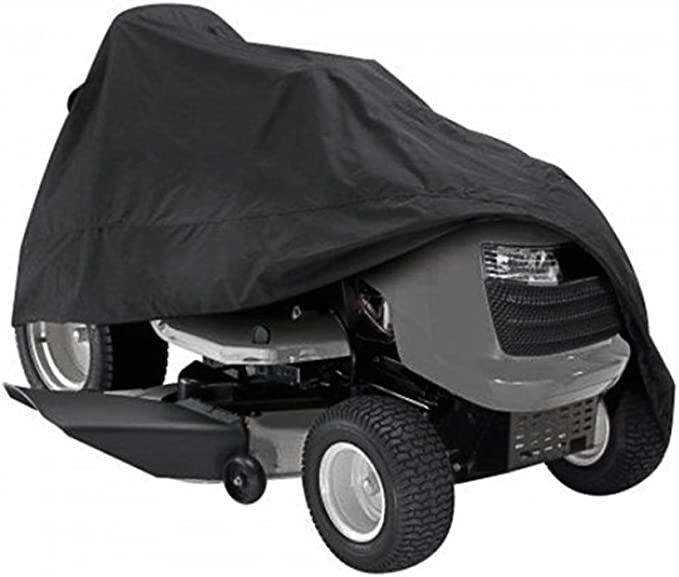 Zulux Lawn Mower Cover, Lawn Tractor Cover Heavy Duty Waterproof Polyester Material with Ultraviolet Resistant and 54