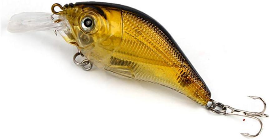 ZTTLOL Fisch Köder 1 Stück/Los 75Mm 12G Schwimmfisch