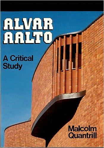 Alvar Aalto: A Critical Study