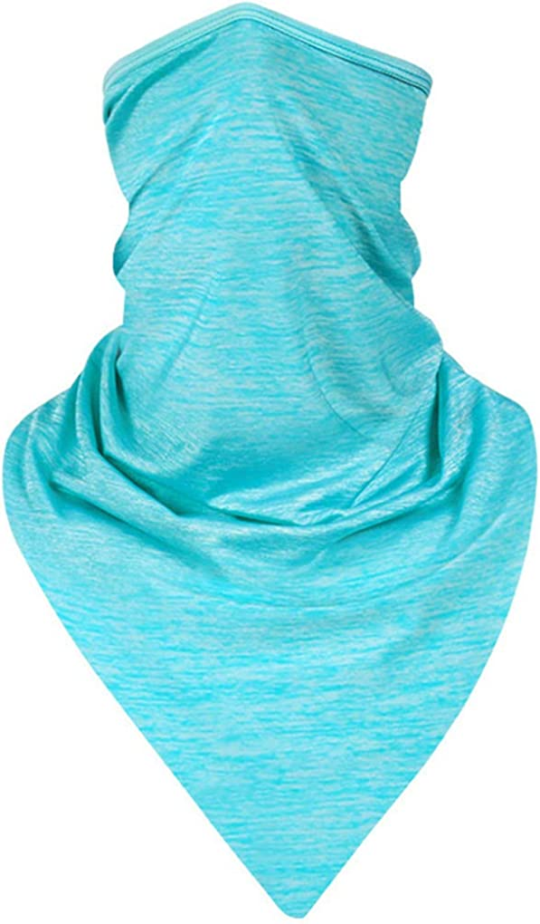 Head Scarf Sun Protection Face Mask Fashion Face Mask Bandanas Seamless Neck Gaiter Headwrap Balaclava