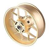 Newsmarts Wheel Rim Aluminum Replacement Rim for Honda CBR1000RR/ CBR1000RR SP 2012 2013 2014 2015 2016