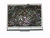 Mother of Pearl Arabeaque Design Engraved Metal Stainless - Best Reviews Guide