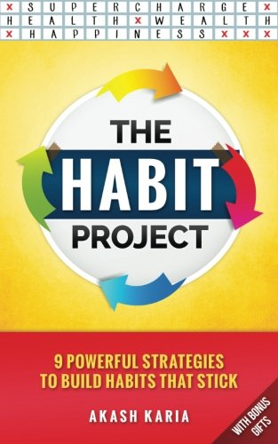 Habit Project Supercharge Productivity Happiness