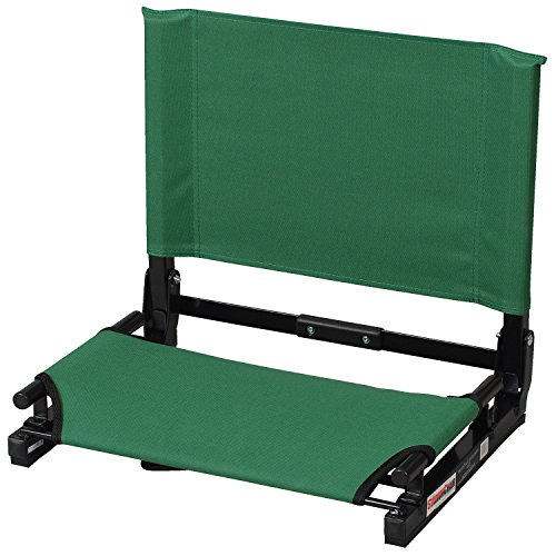 The Stadium Chair Game Changer Stadium Chair, Forest Green