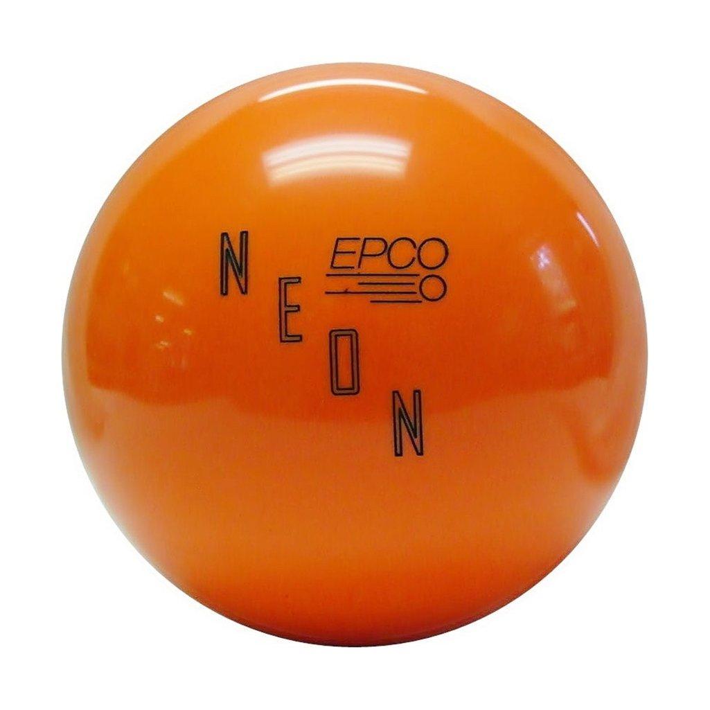 Duckpin bolos bolas de Neon- 3 - Juego de Pelota, naranja ...