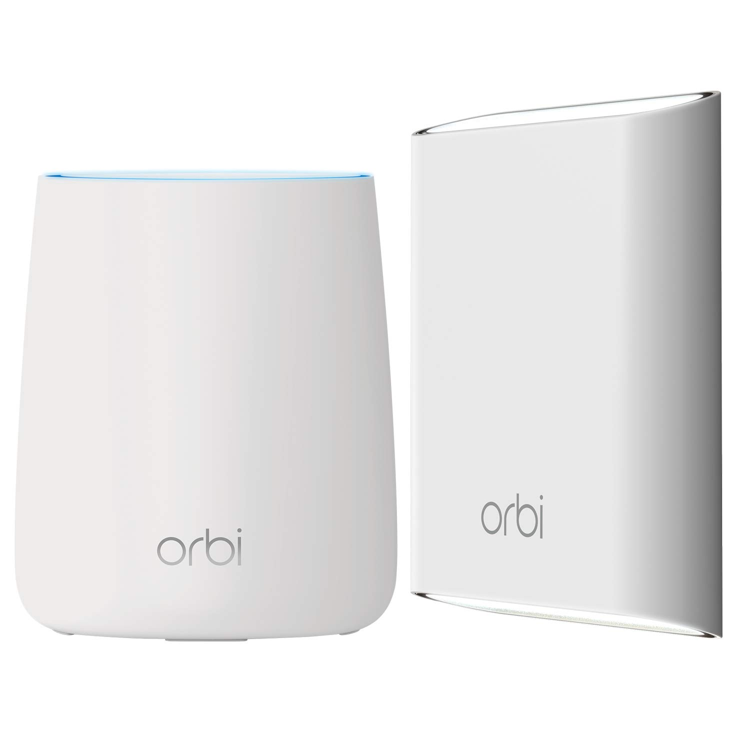 NETGEAR Orbi Home and Outdoor WiFi System. Up to 4,500 sq ft of WiFi coverage indoors and outdoors (RBR20 + RBS50Y) by