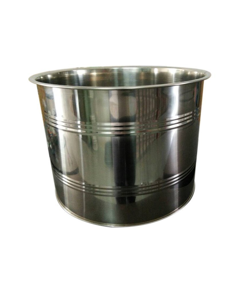 FIVE STAR Stainless Steel Kothi For Domestic Flour Mill (Atta Maker):  Amazon.in: Home & Kitchen