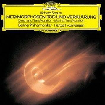 R.シュトラウス:メタモルフォーゼン、交響詩「死と浄化」