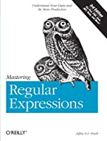Mastering Regular Expressions, 3rd Edition Front Cover