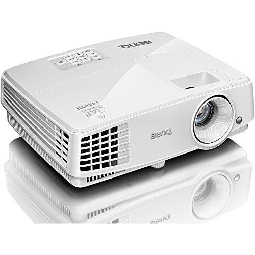 BenQ MW571 DLP Projector, High Definition 720P