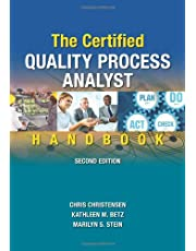 The Certified Quality Process Analyst Handbook