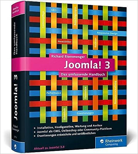 Joomla! 3 Buch: Das umfassende Handbuch. Aktuell zu Version 3.4