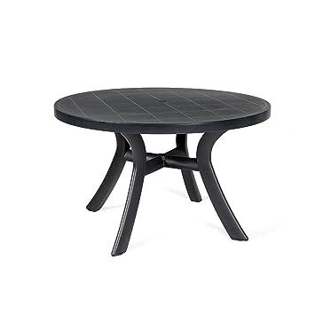 NARDI - Table démontable ronde Toscana 120: Amazon.fr: Jardin