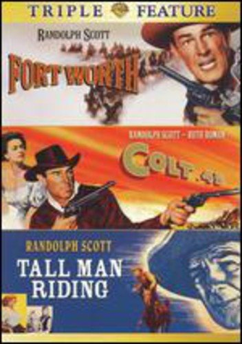 Colt .45 / Tall Man Riding / Fort Worth (7 Fort 11 Worth)