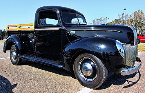 8 x 10 Tin Sign 1941 Trucks