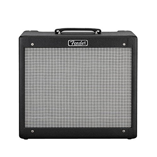 Blues Junior Fender Guitar (Fender Blues Junior III 15-Watt 12-Inch Guitar Combo Amp - Black)