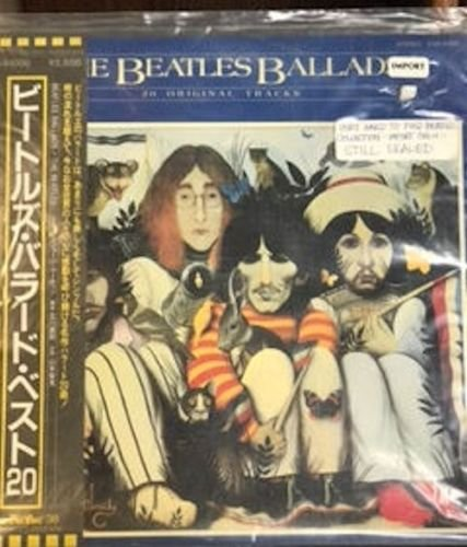 Beatles - The Beatles Ballads [vinyl Lp] - Zortam Music