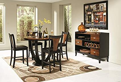 Boyer 5 Pc Dining Table Set By Coaster