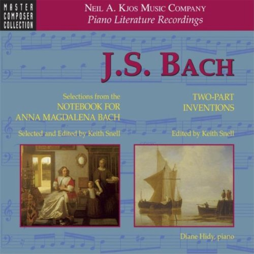 Notebook for Anna Magdalena Bach: March in D Major, BWV -