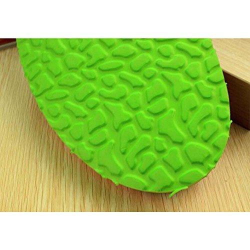 lsv-8 da donna e da ragazza estate Outdoor/indoor creativo frutta a forma di infradito, infradito pantofole, taglia: 34 - 38 (stile casuale)