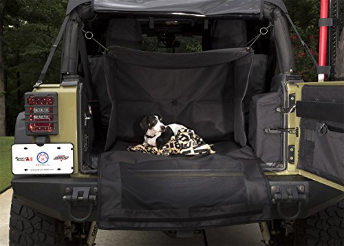 Rugged Ridge 13260.20 C4 Canine Cube for 2007-2018 Jeep Wrangler JK