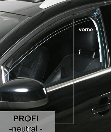 Farbe: glasklar ClimAir Windabweiser -CLK003P0028K - vorne