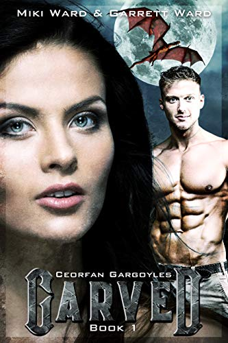 - Carved: Book One of The Ceorfan Gargoyles Series