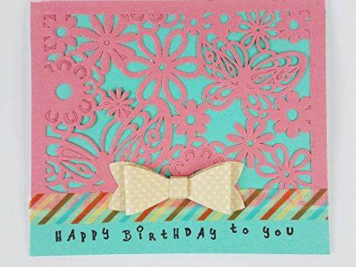 Card Lattice (Happy Birthday Card Lattice package of 1)