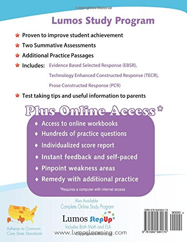 Common Core Assessments and Online Workbooks: Grade 8 Language ...