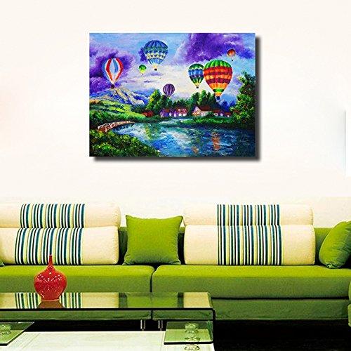 hot air balloon painting - 8