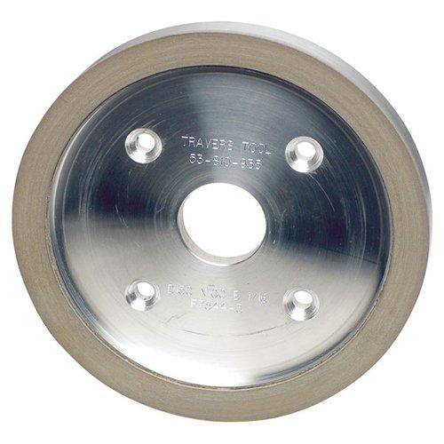 TTC Type D6A2C - Plain Cup Style Diamond Wheel - WHEEL DIAME