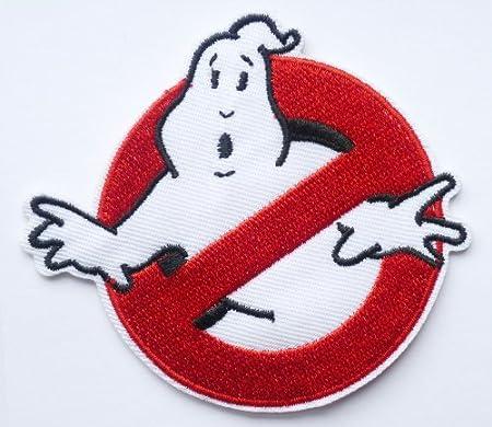 GhostBusters film logo Iron on Patch Brand New Sew on Patch transfer fancy dress