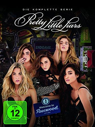 Pretty Little Liars Die Komplette Serie Staffeln 1 7 Exklusiv Bei Amazon De Dvd Amazon De Dvd Blu Ray