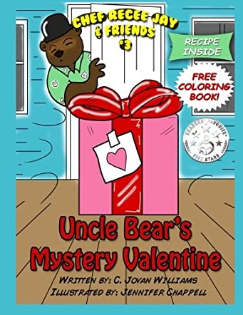 Uncle Bear's Mystery Valentine