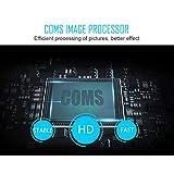 GFHFHITJ Webcam, USB Video Webcam SQ13 Mini Full HD 1080P DV Sports Action Camera DVR Recorder Camera