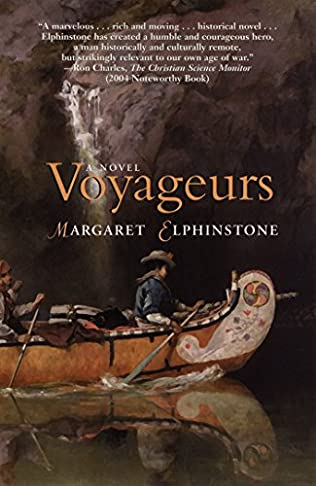 book cover of Voyageurs