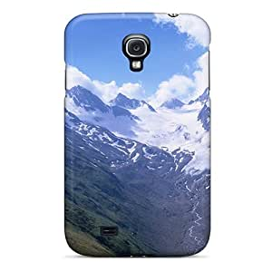 Ideal Joseph Lee Case Cover For Galaxy S4(mountain Background), Protective Stylish Case